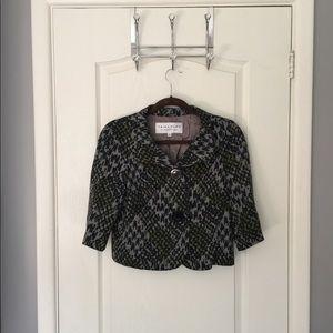 Trina Turk cropped jacket - Like new